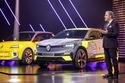 موعد تحول رينو لصناعة السيارات الكهربائية فقط