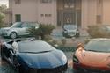 أسطول سيارات محمد رمضان