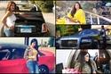 صور سيارات النجوم في أسبوع .. يخت أحلام وسيارات جني أسبر وهدية المهرة البحرينية!