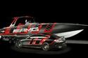 فخامة ميرسيدس.. قارب سريع مستوحى من سيارة AMG GT4