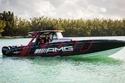 """أطلقت شركة """"سيجاريت ريسينج"""" """"Cigarette Racing"""" قارب سريع"""