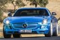 مرسيدس AMG ستصنع سيارات رياضية هجينة وكهربائية