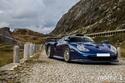 1- بورش 911 GT1 المذهلة تزور جبال الألب من أجل هذه الصور
