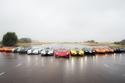 فيديو وصور تجمع مالكي سيارات كونيجسيج الخارقة لأول مرة في التاريخ