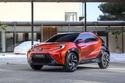الكشف عن سيارة Toyota Aygo X Prologue