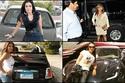 سيارات جميلات السينما المصرية