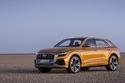 اودي كيو8 تظهر رسمياً كأول سيارة SUV كوبيه من الصانع الألماني 2