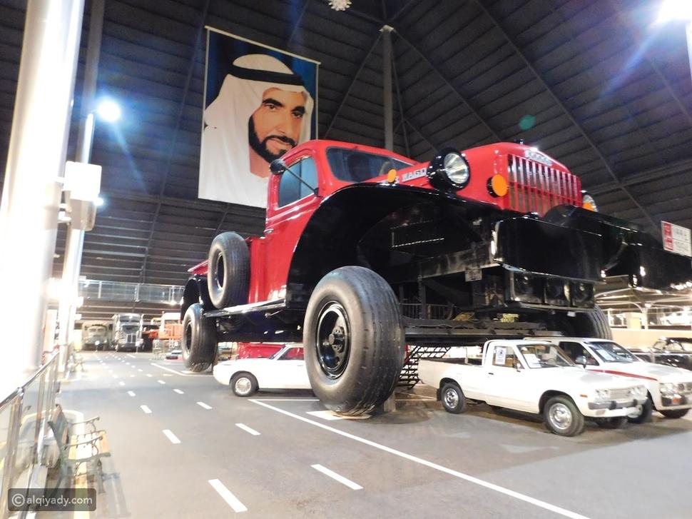 أضخم 9 سيارات في العالم أحدها يزن 3 أفيال