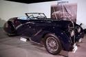 """سيارة سباق قديمة تاريخية تعرف باسم """"ديلاهاي"""""""