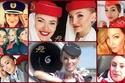 صور أجمل مضيفات العالم .. خطوط طيران عربية في الصدارة!