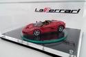 تسرب سيارة فيراري لافيراري سبايدر من خلال مجسم صغير