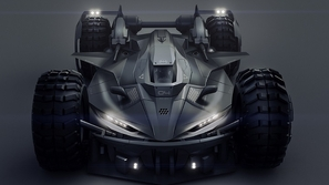 بالصور: النسخة المنتظرة من سيارة باتمان