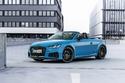 2021 Audi TTS Competition Plus-خلفيات سيارات 2021