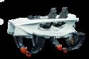 صور وفيديو قارب كهربائي سيكون قادر على الطيران