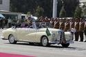 مواصفات السيارة التي كانت في انتظار ملك السعودية بالأردن