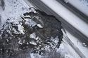 زلزال كارثي ضرب ألاسكا