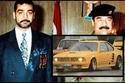 سيارة بن صدام حسين