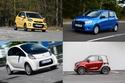 أصغر السيارات لشراء 2020