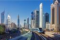 كم يبلغ عدد ركاب مترو دبي منذ تشغيله في سبتمبر 2009؟