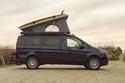 بالصور: سيارة تتحول لغرفة نوم من مرسيدس