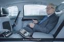 أودي أضافت تقنية GM لتدليك أقدام الركاب