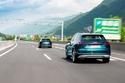 استطاعت السيارة الكهربائية أودي E-Tron قطع مسافة هائلة بداية من سلوفين