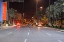 صور: شوارع مكة خالية من السيارات التزاما بالحظر الكلي