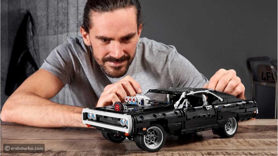 ليغو تطلق دودج تشارجر مستوحاة من أفلام  Fast & Furious