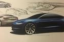 صور تيسلا تكشف معلومات جديدة عن سيارتها موديل 3 لعملائها