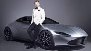 في الفيلم القادم.. جيمس بوند يقود أول سيارة أستون مارتن كهربائية