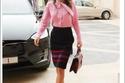 الملكة رانيا بجوار سيارتها الجديدة غاية في الأناقة