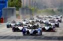 فعاليات السباق العالمي للسيارات الكهربائية فورمولا إي