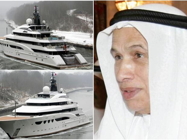 صور يخت ماجد الفطيم الفاخر..أغنى رجل في الإمارات يخته بربع مليار دولار