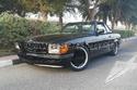 مرسيدس SL 560 موديل 1987 للبيع في دبي بسعر مميز جداً! تعرف عليها 2