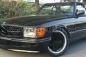 مرسيدس SL 560 موديل 1987 للبيع في دبي بسعر مميز جداً! تعرف عليها 1