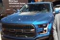 أطلت شركة فورد بسيارة رابتراف 150 من خلال معرض لوس أنجلوس