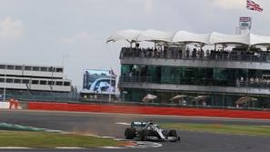 فورمولا 1: النتيجة النهائية لسباق بريطانيا
