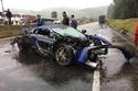 حادث مخيف بين ماكلارين 650S ومرسيدس AMG GT وبورش بوكستر