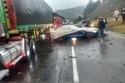 حادث مخيف بين ماكلارين 650S ومرسيدس AMG GT وبورش بوكستر 2