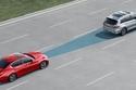 كيف تحدد المسافة عن السيارة الأمامية؟