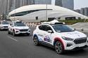 """الصين اطلقت رسميًا اليوم أول خدمة نقل ركاب """"تاكسي"""" ذاتية القيادة"""