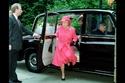 سيارة الملكة إليزابيث، في مزاد
