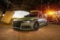 اودي RS6 افانت معدلة بطقم هيكل عسكري من Race 1