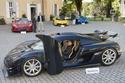بيع 25 سيارة فخمة لنجل رئيس غينيا