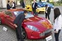 في مزاد علني.. بيع 25 سيارة فخمة لنجل رئيس غينيا