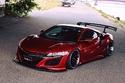 2- ليبرتي ووك تنشر رسمياً صور سيارة هوندا NSX المعدلة
