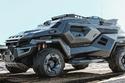 بسرعة فائقة وتجهيزات لأسوأ الظروف: طراز Armortruck