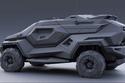 طراز Armortruck
