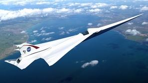 ناسا تستعد لإطلق طائرة ركاب أسرع من الصوت