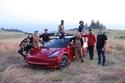 قامت بتحويل سيارة تسلا موديل 3 إلى شاحنة بيك أب قوية